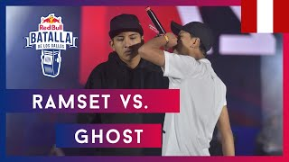 RAMSET vs GHOST - Octavos | Final Nacional Perú 2019