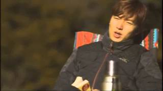 Lee Min Ho for Eider Fall/Winter 2015-TV Commercial Film