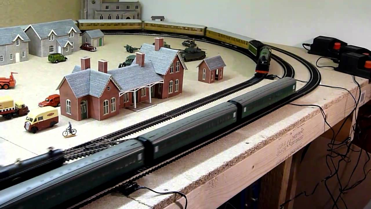 Hornby Model Railway Video No 3 Youtube