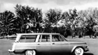 1963 Studebaker Wagonaire Commercial With Mr.Ed