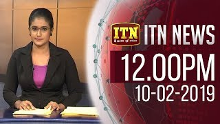 ITN News 2019-02-10 | 12.00 PM