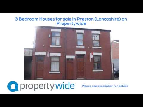 3 Bedroom Houses for sale in Preston (Lancashire) on Propertywide