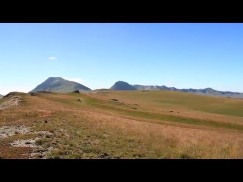 HIGHLAND OF ZLLIPOTOK, SOUTHERN KOSOVO, SHARR, RESTELICA / BROD, DRAGASH, BY HIKING NJERI