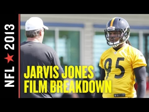 2013 Steelers Offseason: Jarvis Jones Film Breakdown & Analysis