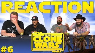 "Star Wars: The Clone Wars #6 REACTION!! ""Ambush"""