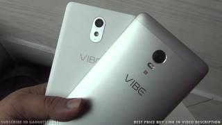 Lenovo Vibe P1 Vs P1M Hands on Comparison