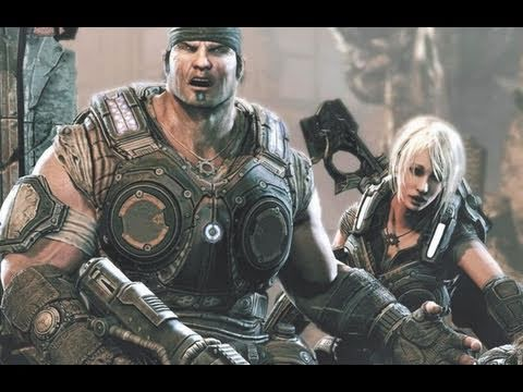Gears of War 3 - E3 2011: Gameplay Demo