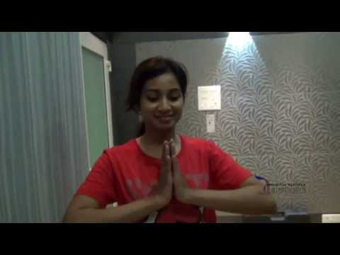 Andar Bahar - Making of Song Maleyali Ninda, Singer: Shreya Ghoshal