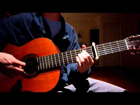 Guitar Cover: Let It Rain Over Me - Pitbull feat Marc Anthony...