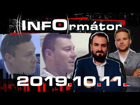 Informátor (2019-10-11) - HÍR TV