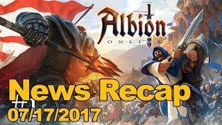 MMOs.com Weekly News Recap #104 July 17, 2017