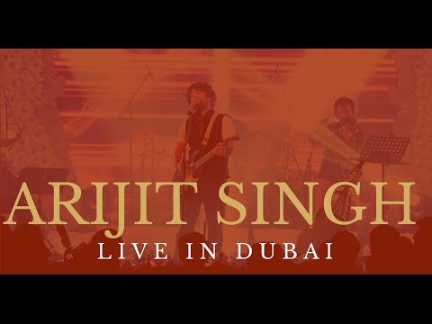 Arijit Singh in Dubai Arijit Singh Dubai 2015