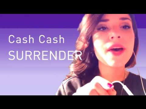 Cash Cash - Surrender (cover) by Meredith Kochan