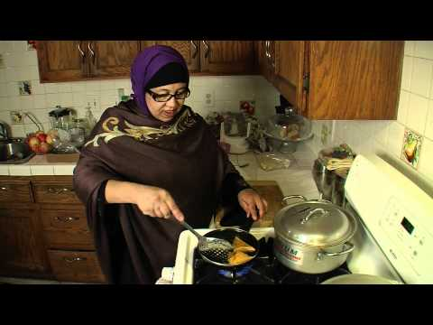 A Traditional Feast with a Somali Refugee Family