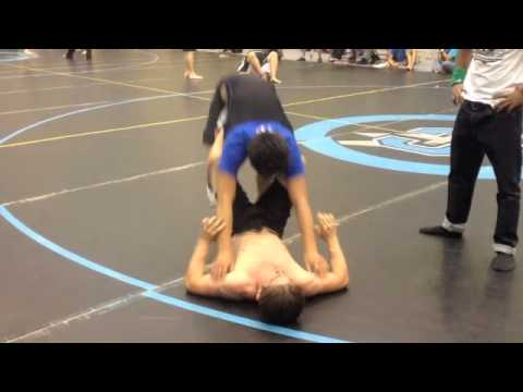 16 Year Old Blue Belt Dominates The Advanced Nogi Division   Submission Wrestling video