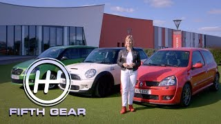 Best Hot Hatches for under 5K | Fifth Gear