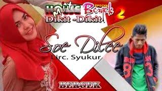 BERGEK  - SOE DILE