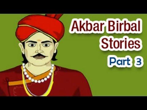 Akbar Birbal Hindi Animated Story - Part 3 6 video