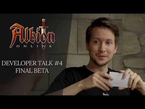 Albion Online | Developer Talk #4 - Final Beta