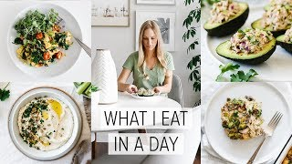 WHAT I EAT IN A DAY | Whole30 recipes