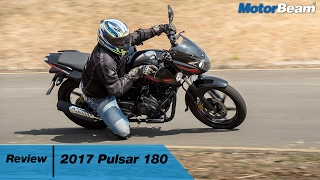 2017 Pulsar 180 Review -  Is It Better Than Apache 180? | MotorBeam