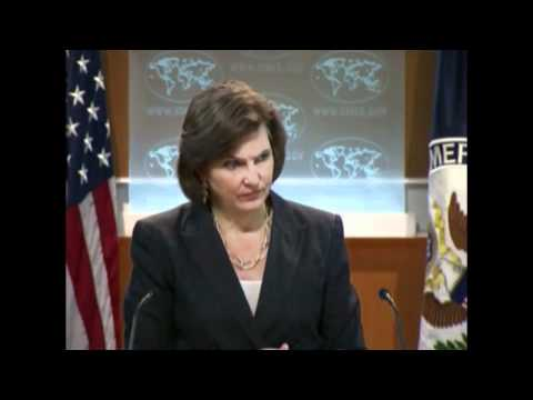 US State Depart. Daily Press Briefing April 9, 2012 Alkawaja case #bahrain