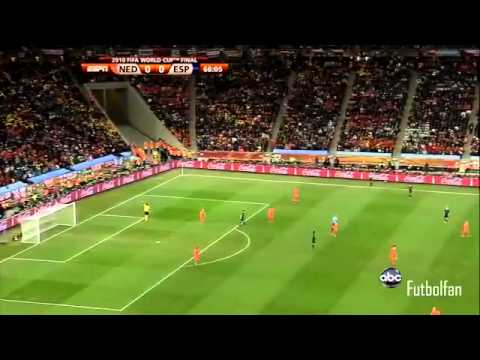 FIFA 2010 SOUTHAFRICA WORLD CUP FINAL