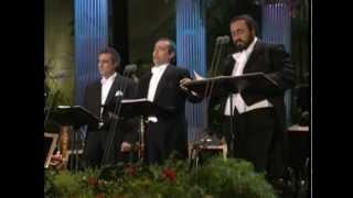 La Traviata Plácido Domingo Luciano Pavarotti José Carreras