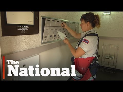 Canada Post issues 72-hour lockout notice