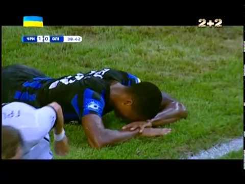 Черноморец - Олимпик Д - 4:0. Обзор матча