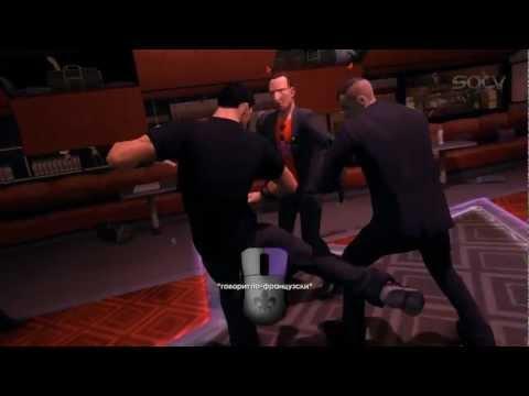 Обзор игры Saints Row: The Third