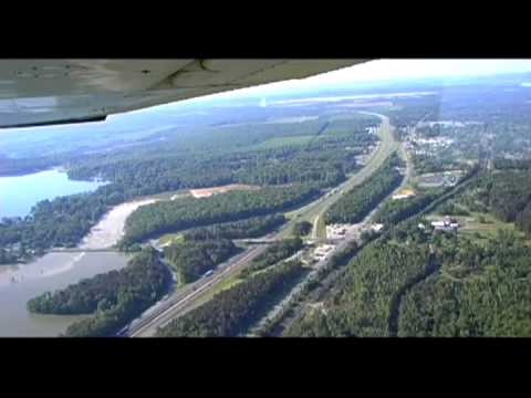 Lake Conway Aerial Footage (short version)