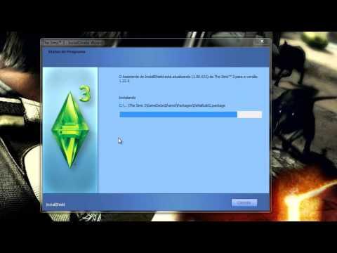 Instalando The Sims 3 (Parte 2)