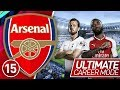 FIFA 19 ARSENAL CAREER MODE #15   NORTH LONDON DERBY! (ULTIMATE DIFFICULTY)