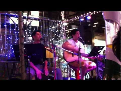 Live Band at Asiatique, Bangkok