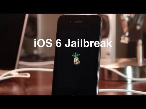 How to Jailbreak iOS 6 with Cydia Install using RedSn0w 0.9.15b1 (A4/Tethered)