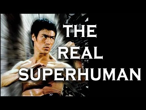 Top 10 Reasons Bruce Lee May Have Been Superhuman video