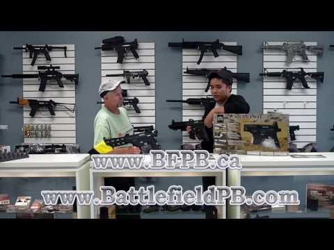 Tippmann Sierra One Paintball Marker Review Video @ Ripple