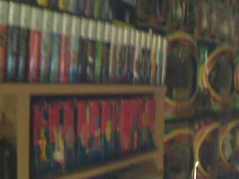 Video Game Collection Room Tour