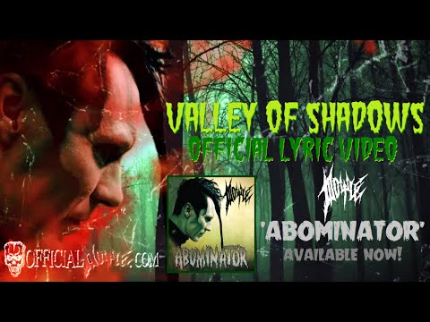 Valley of Shadows - Lyric Video