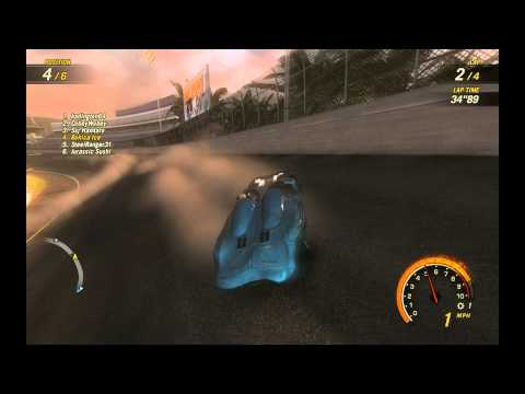 FlatOut Gameplay