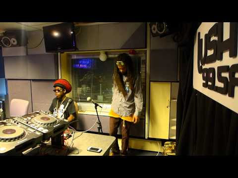 Suns of Dub at Lush Radio 99.5 , Singapore