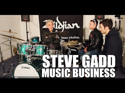 Steve Gadd talks about changes in the history of music and good attitude towards life - MOTIVATIONAL