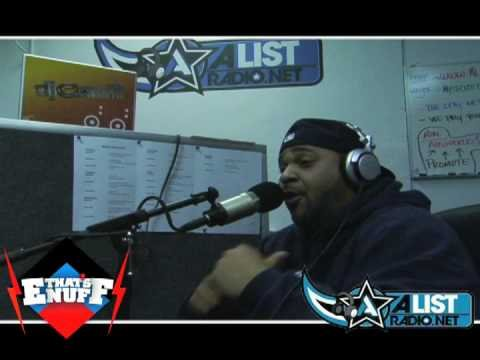 DJ Enuff-Mims Joel Ortiz Freestyle on ALISTRADIO.NET