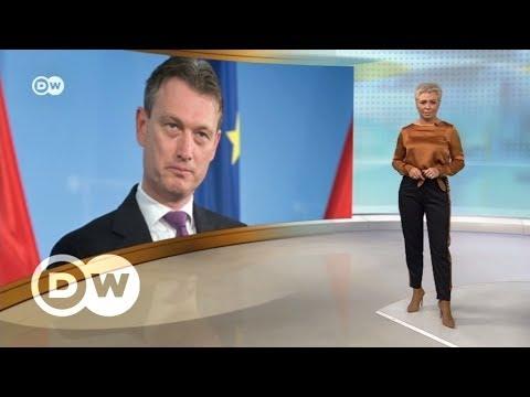 Как ложь про Путина довела до отставки голландского министра - DW Новости (14.02.2018)