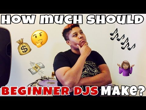 HOW MUCH SHOULD YOU CHARGE AS A BEGINNER DJ? | #LiXxerExperience TV