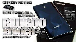 "Bluboo Xtouch (Hands-on) 5"" FHD, Front Fingerprint, 32GB ROM - Video by s7yler"