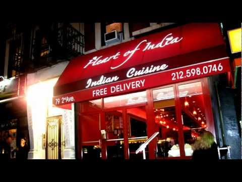 || Heart of India ||  Best Restaurant in New York, USA.  Get 20% off Coupon...!