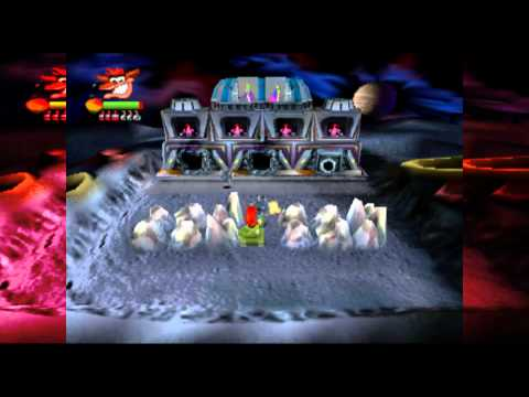 Crash Bash - Batalha Épica de Tank - Parte 12