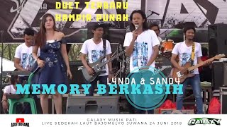MEMORY BERKASIH (achick&sitinordiana) - GALAXY MUSIK - LIVE BAJOMULYO